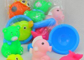 مجموعه پوپت ۶ عددی kaili toys مدل حیوانات