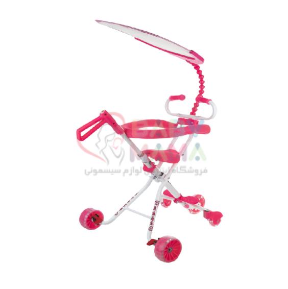 کالسکه کودک کارا مدل سایبان دار (Kara)