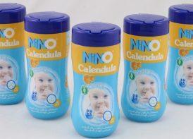 دستمال مرطوب Nino مدل کالاندولا