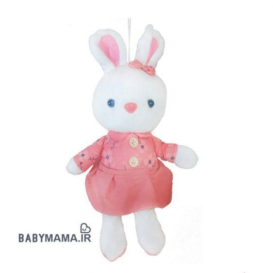 عروسک ۳۰ سانتیمتری نانو مدل خرگوش