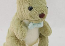 عروسک پلیش کانگورو ماشی
