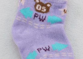 جوراب مچی پنبه PW