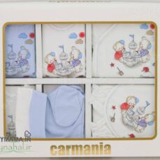ست ۱۹ تیکه کارمانیا مدل خرس و قلعه