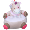 کاناپه مخملRoya Baby مدل حیوانات