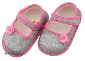 کفش اکریلی مدل شکوفه