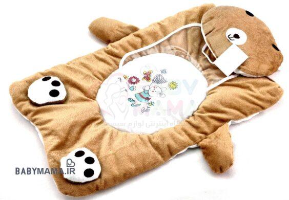 زیرانداز 3 تیکه رویا مدل خرس