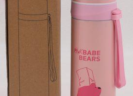 فلاسک استیل 500 میلی لیتری Baby Bears