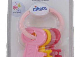 جغجغه و دندانگیر دسته کلید Cihcco