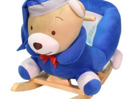 راکر کودک Roya Baby مدل خرس