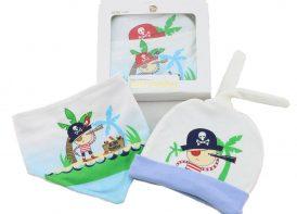 ست کلاه و دستمال گردن دزد دریایی