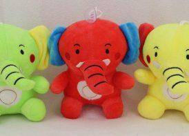 عروسک آویز دار فیل