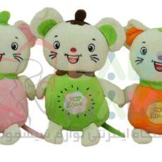 عروسک ۲۵ سانتیمتری مدل موش