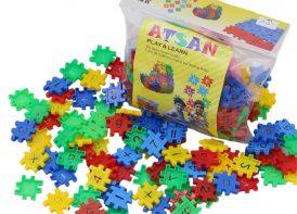 لگو بازی آموزشی ATSAN