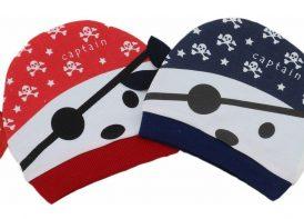 کلاه گرد چاپی مدل دزد دریایی