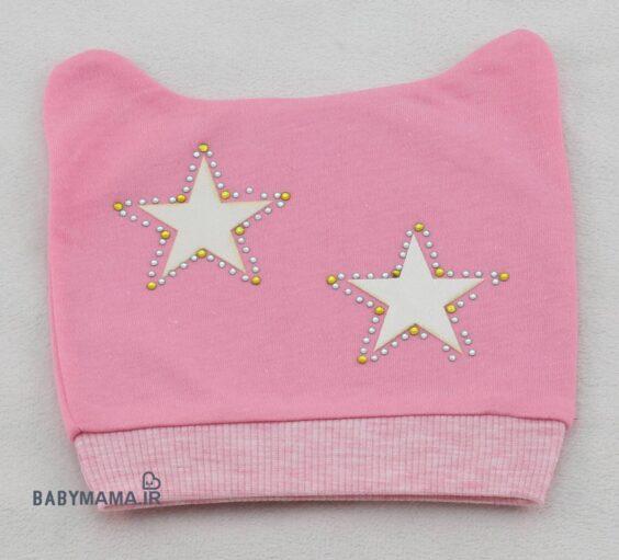 کلاه شیطونی em baby مدل ستاره