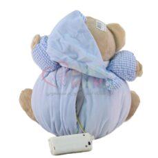 چراغ خواب موزیکال مدل خرس