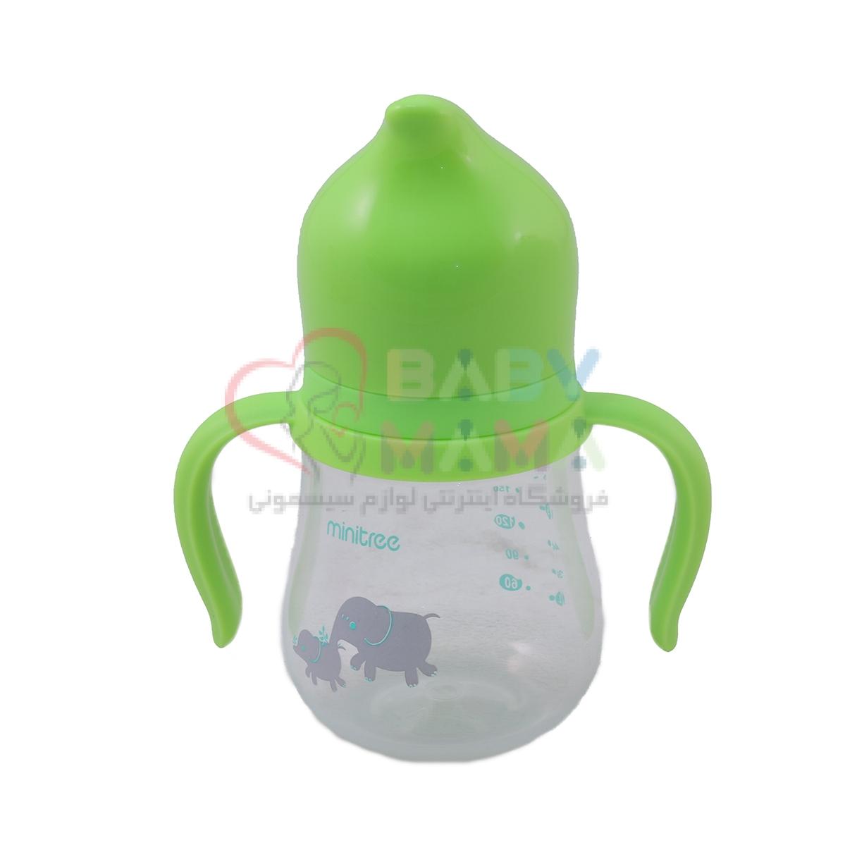 شیرخوری دهانه عریض minitree
