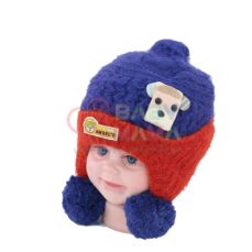 کلاه بافت پسرانه مدل عروسکی
