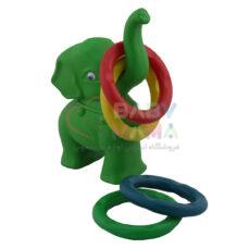 اسباب بازی حلقه هوش مدل فیل