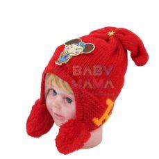 کلاه بافت دخترانه عروسکی