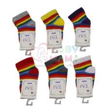 جوراب baby TAJ مدل راه راه رنگی