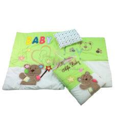 سرویس خواب تترون Alpa Baby مدل خرس و ستاره