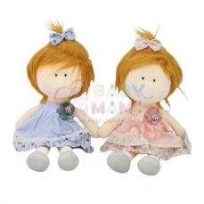 عروسک دختر مو حنایی