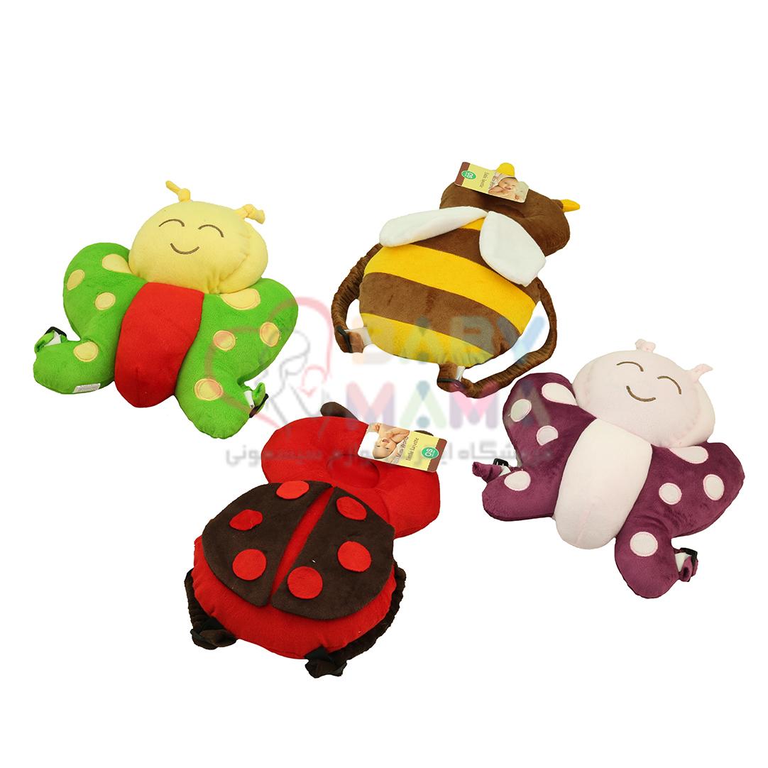 محافظ سر کودک عروسکی mini world