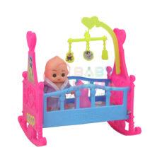 اسباب بازی گهواره عروسکی