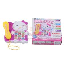 تلفن موزیکال HELLO KITTY