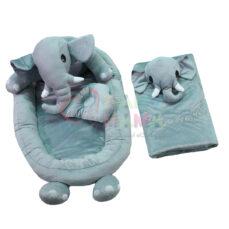 سرویس خواب 4 تیکه قایقی مدل فیل