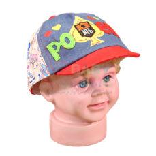کلاه گپ امیر کوچولو مدل Poker