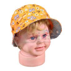 کلاه لبه دار امیر کوچولو چاپی حروف