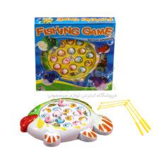 اسباب بازی ماهیگیری موزیکال