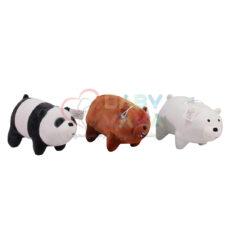 عروسک خرس 3 مدل