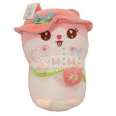 عروسک آویز سنجاب کیف دار