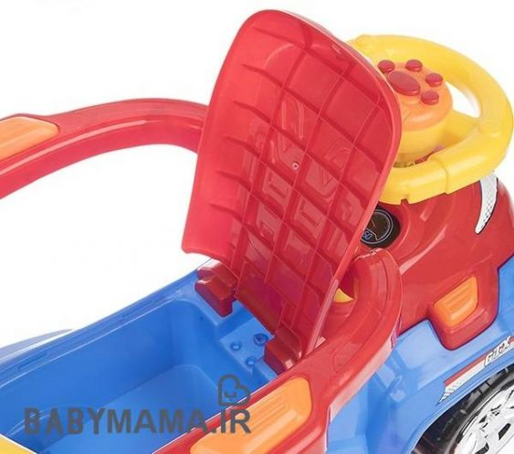 ماشین بازی سواری بیبی لند مدل Magic Car